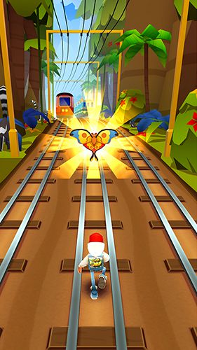 Free Subway Surfers: Madagascar download for iPhone, iPad and iPod.