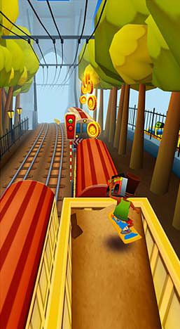 Free Subway surfers: New-York download for iPhone, iPad and iPod.
