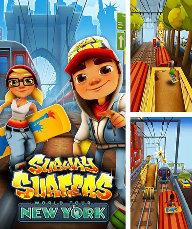 In addition to the game Inferno+ for iPhone, iPad or iPod, you can also download Subway surfers: New-York for free.
