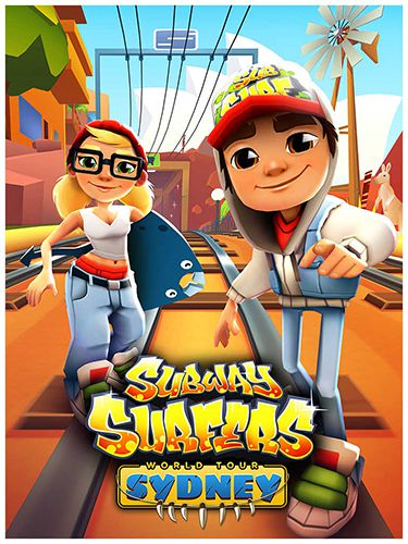 Subway surfers w