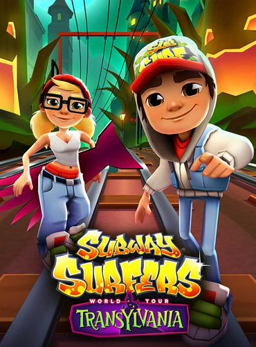 Subway surfers: Transylvania