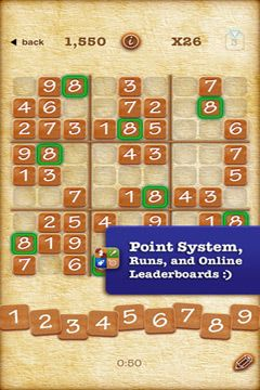 Download Sudoku + iPhone free game.