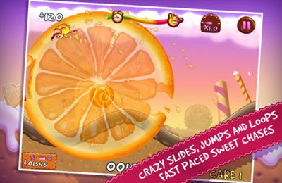 Download Sugar high iPhone free game.