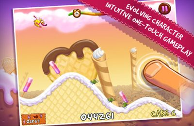 Descarga gratuita de Sugar high para iPhone, iPad y iPod.