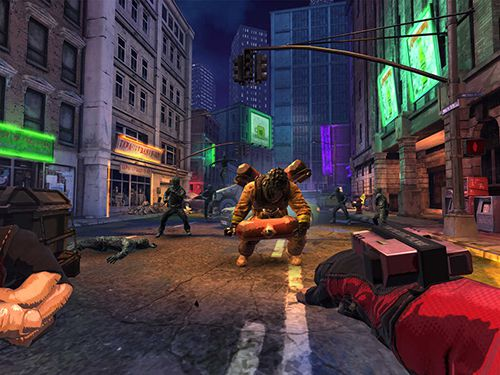 Download Suicide squad: Special ops iPhone free game.