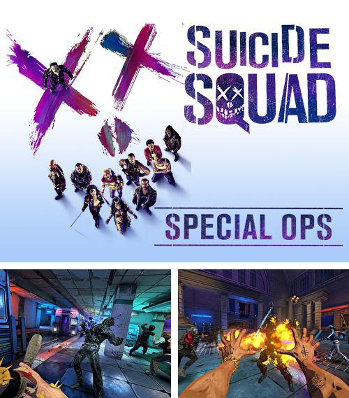 In addition to the game Crazy Chicken: Pirates - Christmas Edition for iPhone, iPad or iPod, you can also download Suicide squad: Special ops for free.