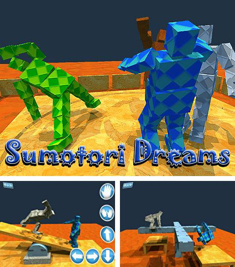 In addition to the game The lost treasure island 3D for iPhone, iPad or iPod, you can also download Sumotori dreams for free.