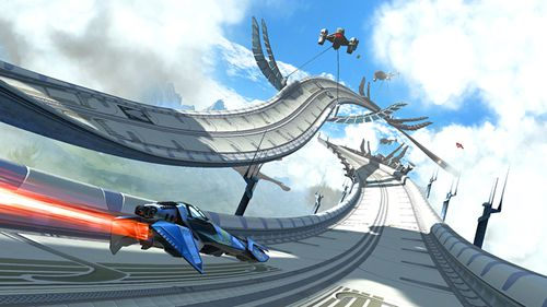 Descarga gratuita de Sun arena: Fatal race para iPhone, iPad y iPod.