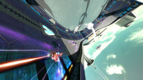 Capturas de pantalla del juego Sun arena: Fatal race para iPhone, iPad o iPod.