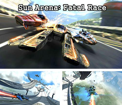 In addition to the game Chicken coup for iPhone, iPad or iPod, you can also download Sun arena: Fatal race for free.