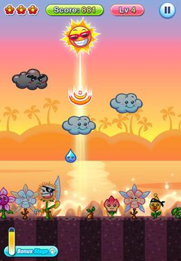 Download SunFlowers iPhone free game.