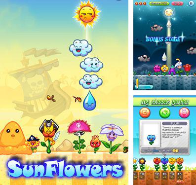 In addition to the game World of navy ships for iPhone, iPad or iPod, you can also download SunFlowers for free.