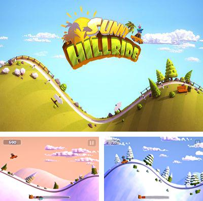 In addition to the game Attack of the drones for iPhone, iPad or iPod, you can also download Sunny Hillride for free.