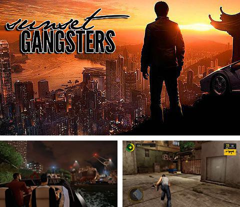 In addition to the game Reef Run for iPhone, iPad or iPod, you can also download Sunset gangsters for free.