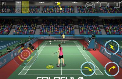 Free Super Badminton download for iPhone, iPad and iPod.