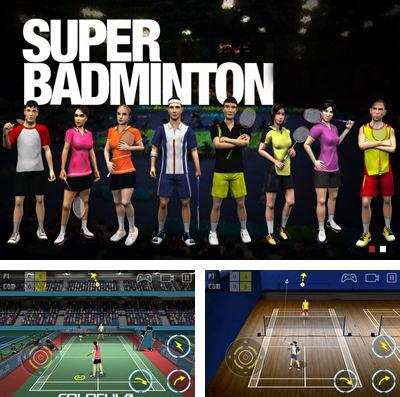 Descarga gratuita del juego Super Badminton luchadores para iPhone.