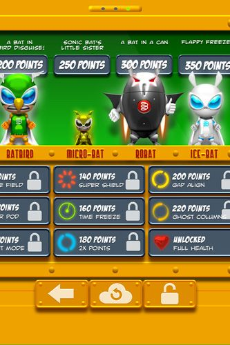 Download Super bats: Ninja knockout iPhone free game.