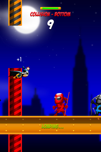 Free Super bats: Ninja knockout download for iPhone, iPad and iPod.