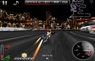 Download Super Bikers iPhone free game.