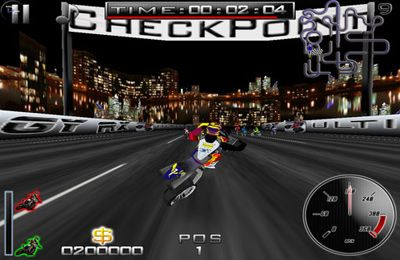 Free Super Bikers download for iPhone, iPad and iPod.