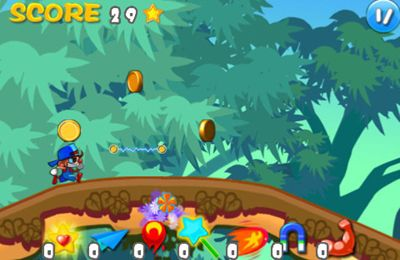 Capturas de pantalla del juego Super Boy Rush para iPhone, iPad o iPod.