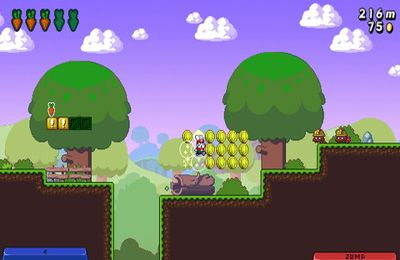 Игра Super Bunny Land для iPhone