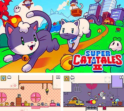 In addition to the game Apocalypse Zombie Commando - Final Battle for iPhone, iPad or iPod, you can also download Super cat tales 2 for free.