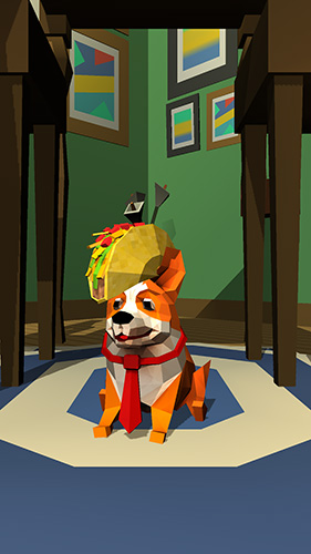 Screenshots of the Super doggo snack time game for iPhone, iPad or iPod.