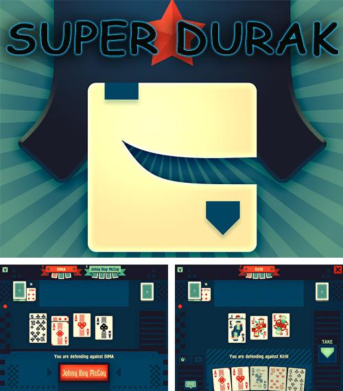 Download Super durak iPhone free game.