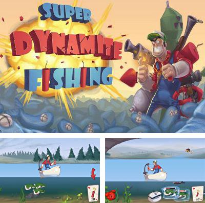 In addition to the game iKungFu master for iPhone, iPad or iPod, you can also download Super Dynamite Fishing for free.