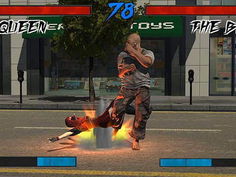 Download Super fighter DX iPhone free game.