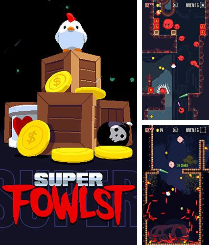 In addition to the game Dark fear for iPhone, iPad or iPod, you can also download Super fowlst for free.