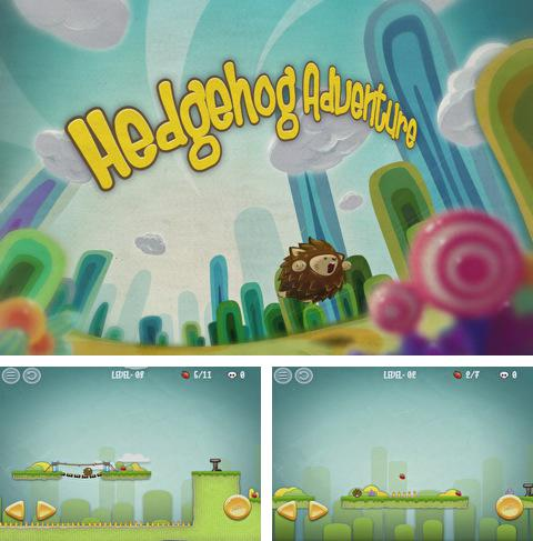 In addition to the game Hit the Apple! for iPhone, iPad or iPod, you can also download Super Hedgehog for free.