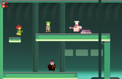 Screenshots vom Spiel Super Lemonade Factory für iPhone, iPad oder iPod.