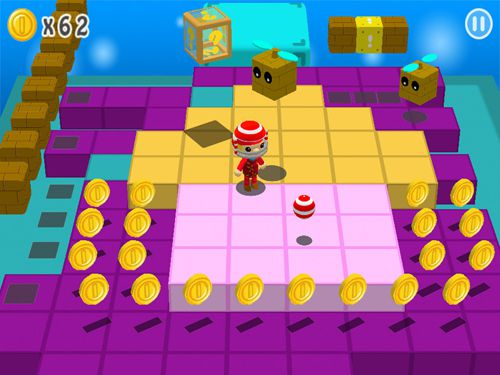 Free Super Maurer: 3D world download for iPhone, iPad and iPod.