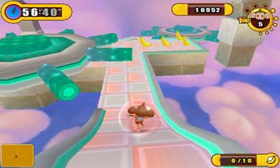 Screenshots vom Spiel Super Monkey Ball 2 für iPhone, iPad oder iPod.