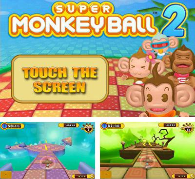 In addition to the game Rocket robo for iPhone, iPad or iPod, you can also download Super Monkey Ball 2 for free.