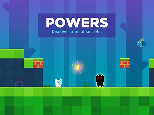 Descarga gratuita de Super phantom cat para iPhone, iPad y iPod.