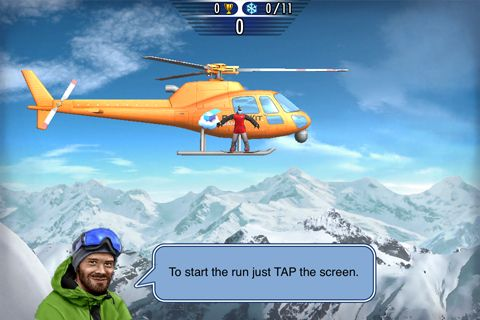 Descarga gratuita de Super pro snowboarding para iPhone, iPad y iPod.