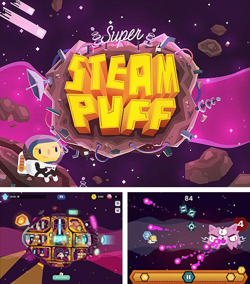 In addition to the game After Burner Climax for iPhone, iPad or iPod, you can also download Super steam puff for free.
