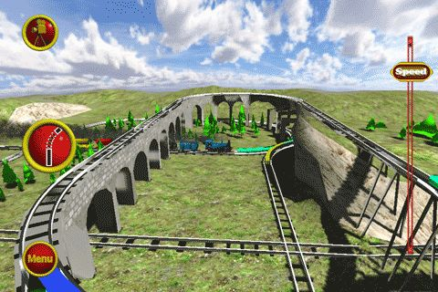 Free Super trains download for iPhone, iPad and iPod.