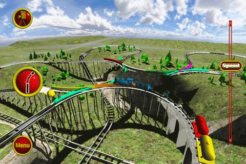 Игра Super trains для iPhone