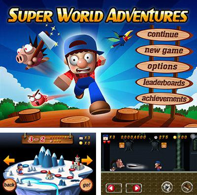 In addition to the game Raby for iPhone, iPad or iPod, you can also download Super World Adventures for free.
