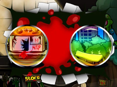 Download Super zombie ninja vs. zombies world iPhone free game.