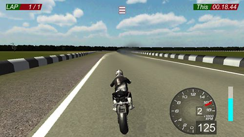 Screenshots vom Spiel Drag coast racing für iPhone, iPad oder iPod.