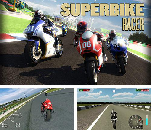 In addition to the game Pixel Z: Gun day for iPhone, iPad or iPod, you can also download Superbike racer for free.