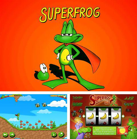 In addition to the game Toy bot diaries 2 for iPhone, iPad or iPod, you can also download Superfrog for free.
