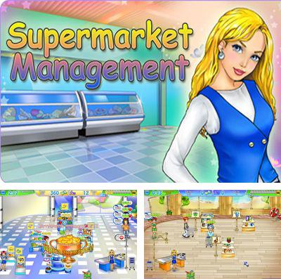 Download Supermarket Management iPhone free game.