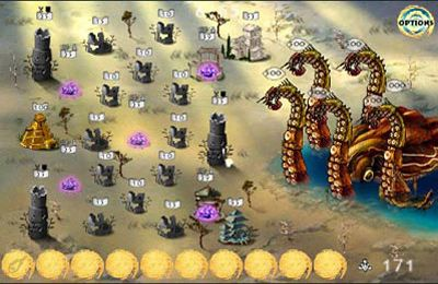 Capturas de pantalla del juego Supremacy Wars para iPhone, iPad o iPod.