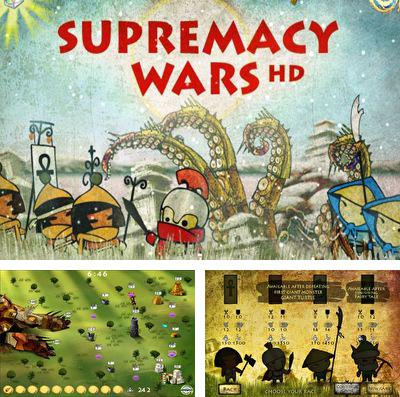 In addition to the game Fetch for iPhone, iPad or iPod, you can also download Supremacy Wars for free.